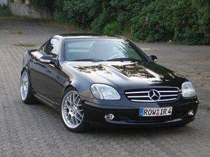 1998-2004 Mercedes-Benz SLK-Class Repair