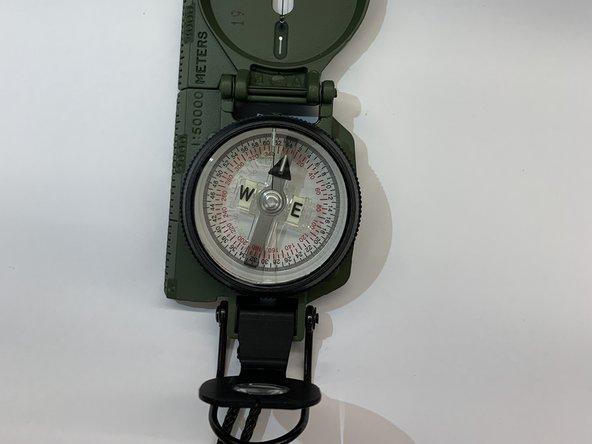 How to Repair a Lensatic Compass