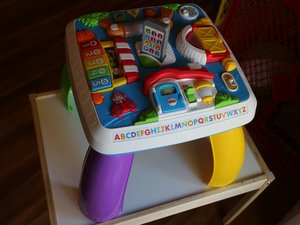 Fisher Price Laugh and Learn  table Teardown [April Fools ...]