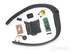 Fitbit Flex Teardown