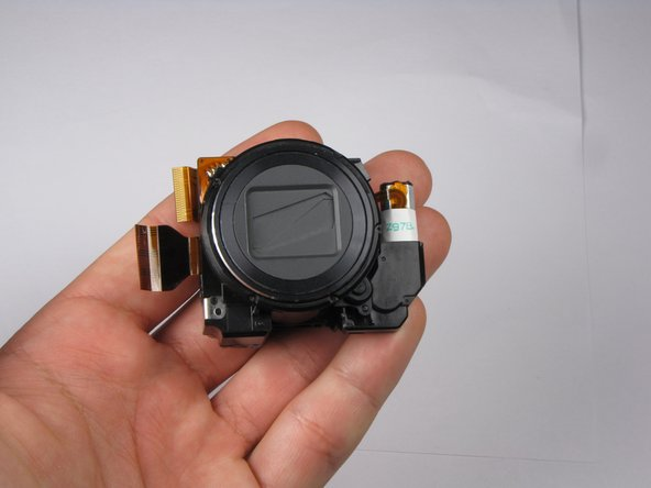 Sony Cyber-shot DSC-W290 Lens Assembly Replacement