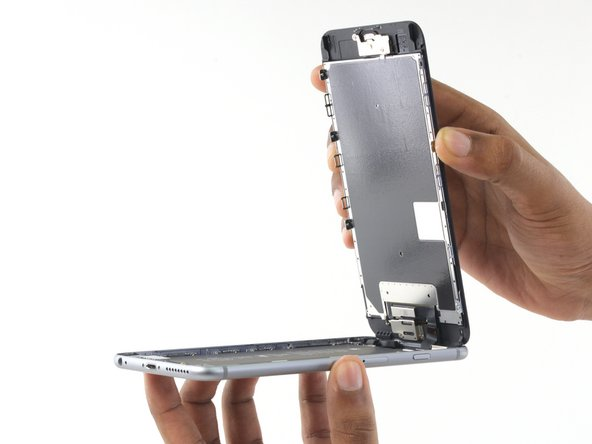 iPhone 6s Plus Opening Procedure