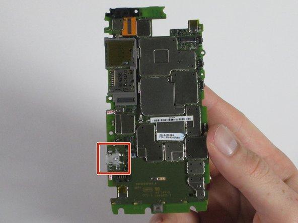 Motorola Droid RAZR M USB Charging Port Replacement