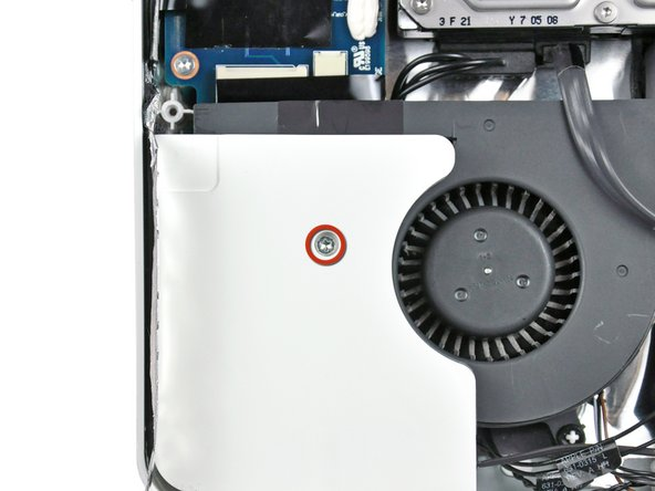 "iMac Intel 20"" EMC 2105 and 2118 Speakers Replacement"
