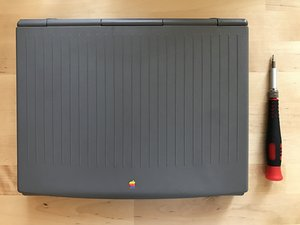 PowerBook Duo 230 Disassembly