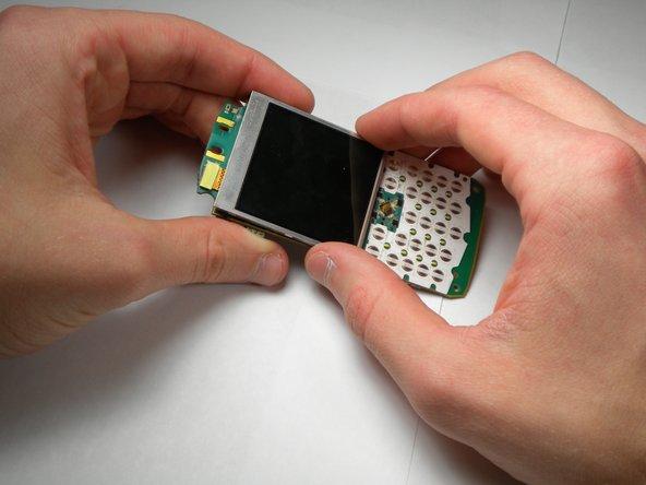 BlackBerry Pearl 8100 Logic Board Replacement