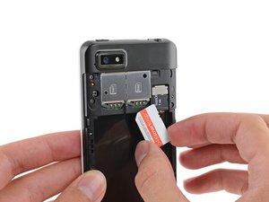 SIM and MicroSD Card
