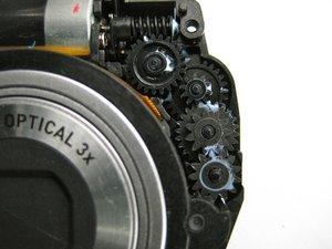 "Lens Gear Cleaning ""Lens Error"""