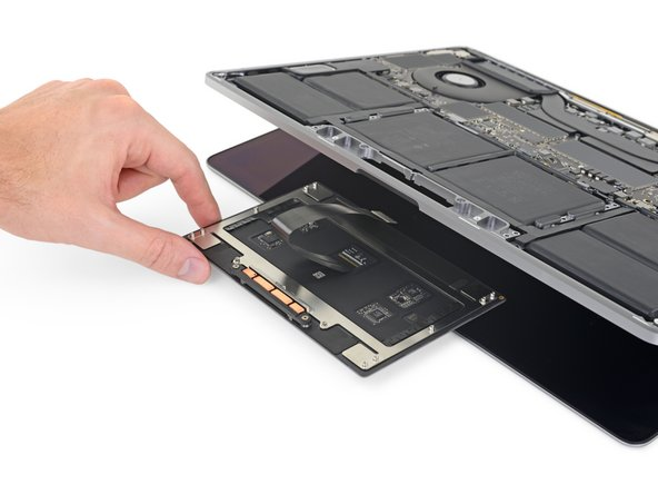 """MacBook Pro 16"""" 2019 Trackpad Replacement"""