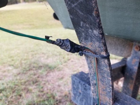 Utility Trailer Lights Replacement