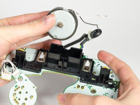Nintendo GameCube Controller Rumble Motor Replacement