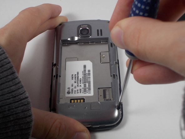 LG Optimus V Camera Replacement