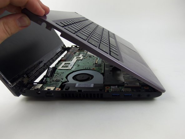 Asus U47VC-DS51 Keyboard Replacement
