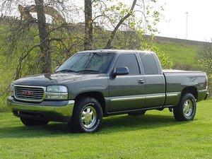 1999-2007 GMC Sierra Repair