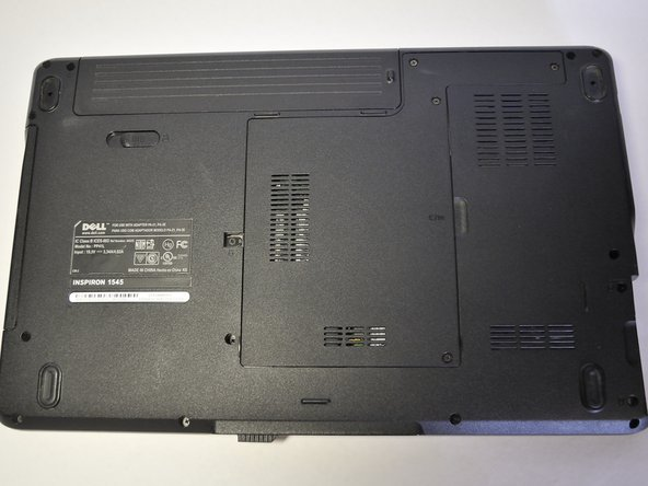 Before attempting to remove the battery ensure that the laptop is disconnected from all power sources and turned off.