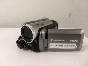 Panasonic SDR-H40P Repair