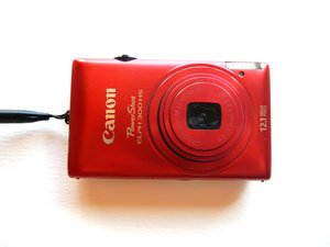 Canon PowerShot ELPH 300 HS Repair