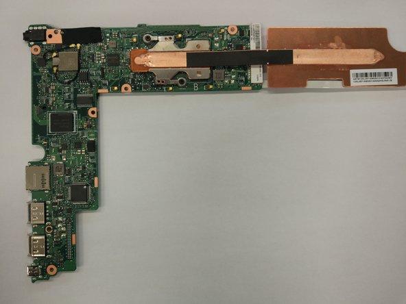 Samsung K4E6E304EE 2GB LPDDR3 Memory