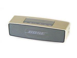 Bose SoundLink Mini Won't Turn On When Using Battery
