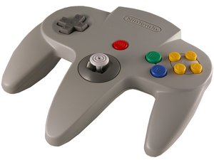 Repairing Nintendo 64 Controller Joystick Replacement