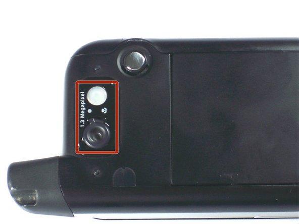 UTStarcom XV6700 Camera Replacement