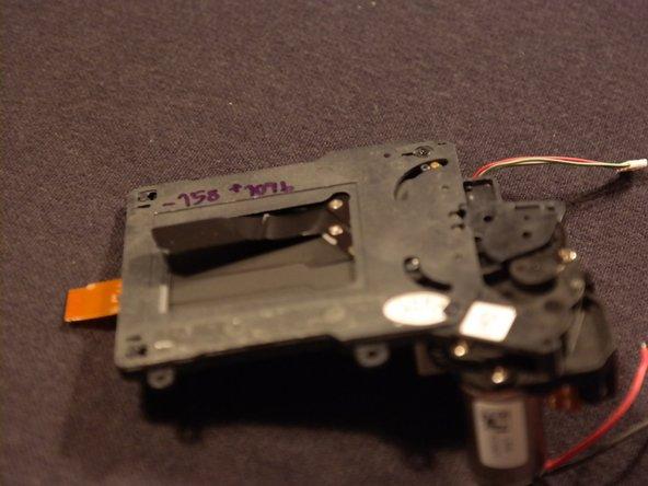 Nikon D7000 Shutter Replacement