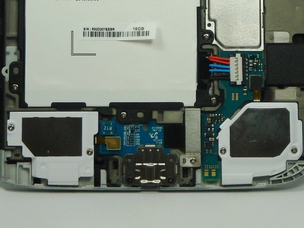 Samsung Galaxy Note 8.0 Speaker Replacement