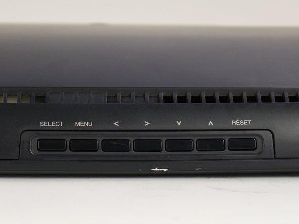 Wacom Cintiq 24HD Display Control Buttons Replacement