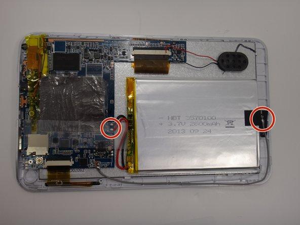 Azpen A720 Battery Replacement