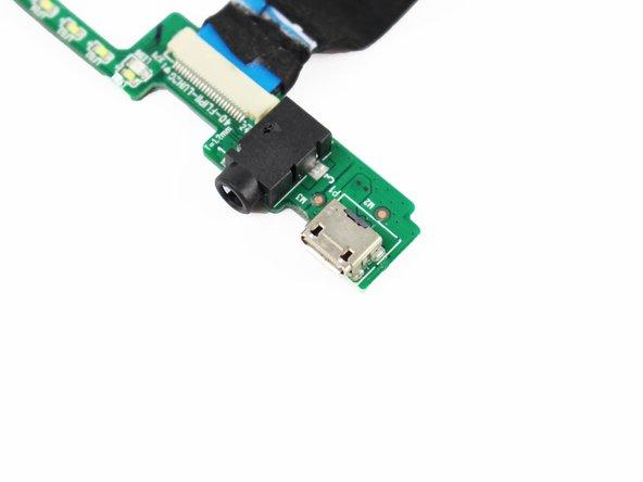 JBL Flip 2 MicroUSB Port Replacement