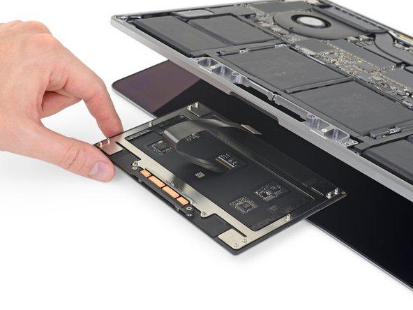 MacBook Pro (15 Zoll, 2018, Touch Bar) Trackpad tauschen