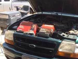 1999 Ford Ranger 3.0L V6 Full Tune Up