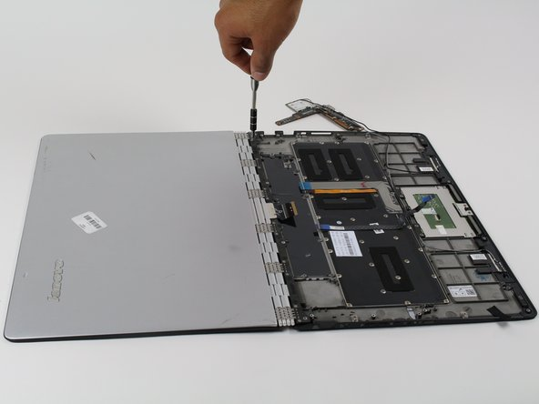 Lenovo Yoga 3 Pro Display Assembly Replacement