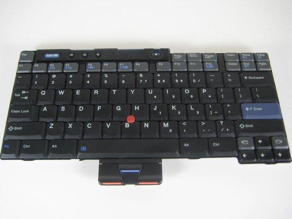 IBM ThinkPad T41 Keyboard Replacement