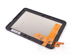 Display Assembly (Front Glass and LCD)