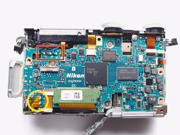 Dangerous DC Voltage > 200V, stored in a 330V 80uF capacitor set.