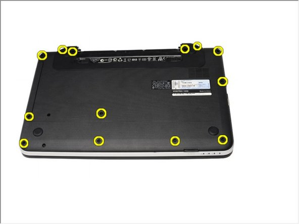 Dell Vostro 1540 Palm Rest Replacement