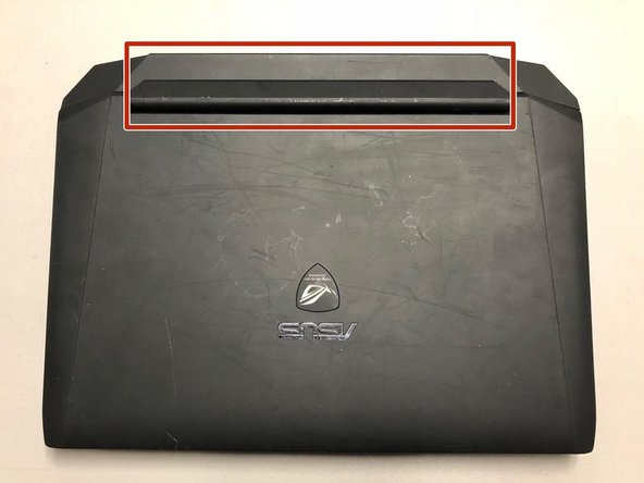 ASUS ROG G46VW Speaker Cover Replacement