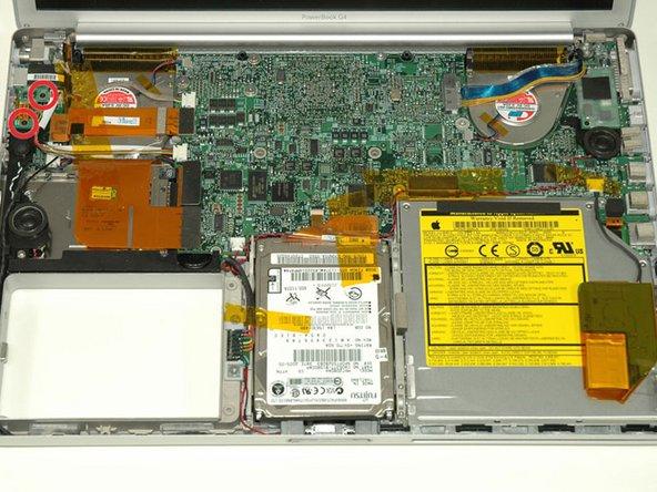 "PowerBook G4 Aluminum 15"" 1.5-1.67 GHz Left Ambient Light Sensor Replacement"