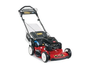 Toro 22in Recycler Lawn Mower 20337 - REV B