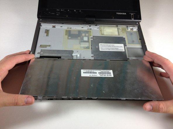 Toshiba Portege M400 Keyboard Replacement