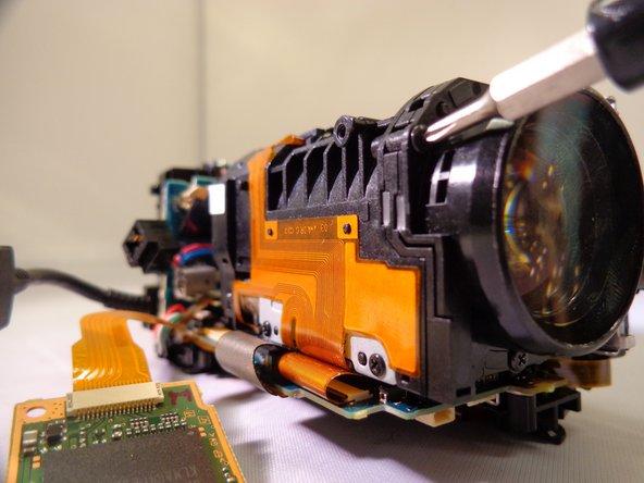 Sony Handycam CX260V Housing Disassembly