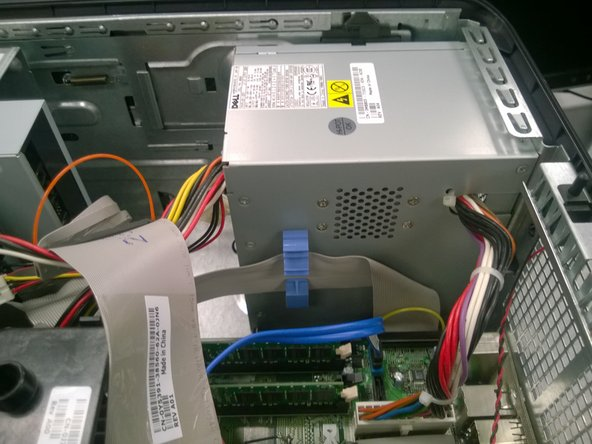 Dell Optiplex GX620 Power Supply Replacement