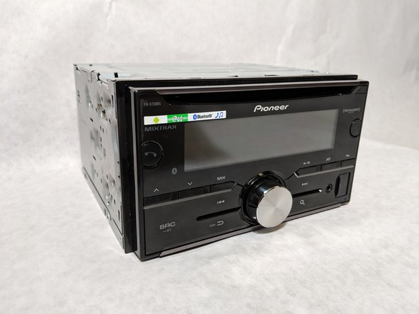 Pioneer FH-X730BS Disk Drive Replacement