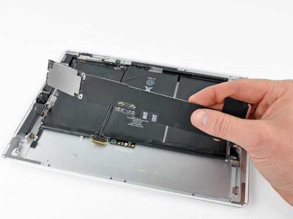 iPad 2 CDMA Logic Board Replacement