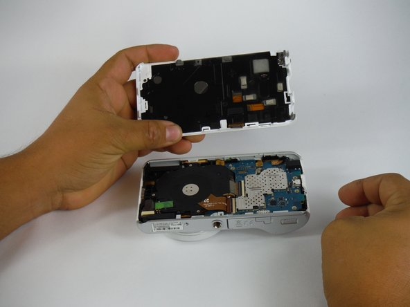 Samsung Galaxy Camera 2 Screen Replacement