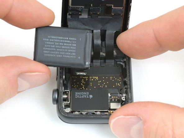 Sostituzione batteria Apple Watch Series 3