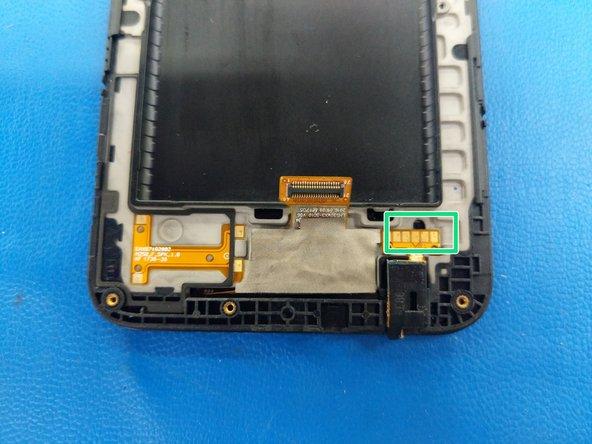 LG K20 PLUS Headphone Jack Replacement