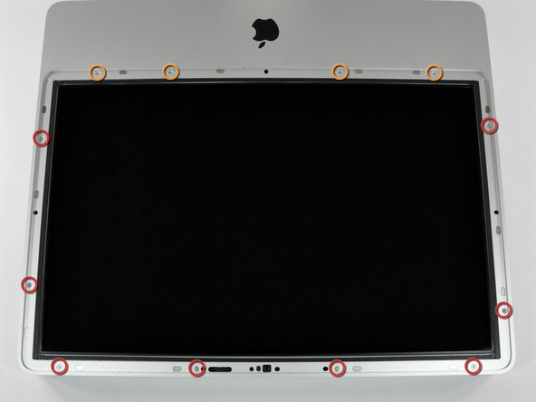 "iMac Intel 24"" EMC 2134 and 2211 Front Bezel Replacement"