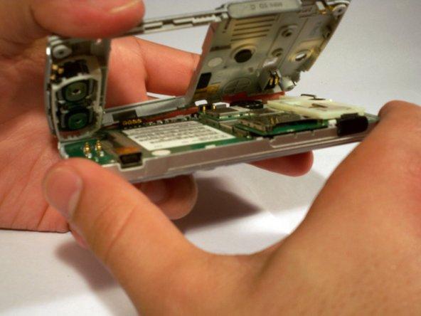 Motorola Moto Q Back Casing Replacement